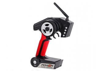 WL Toys K989 1:28 Scale Rally Car - Radio Transmitter K989-57