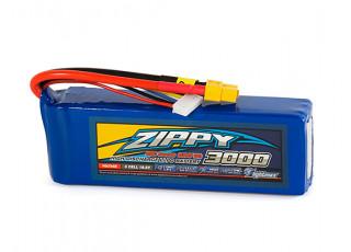 ZIPPY Flightmax 3000mAh 5S1P 20C Lipo Pack w/XT60