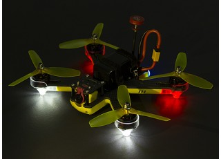 EMAX Nighthawk Pro 200 (PNP) w/o Radio, Battery - night view