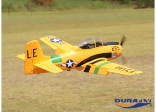 Durafly™ T-28 Trojan 1100mm V2 (PNF) - flying back