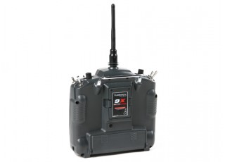 Turnigy 9X 9Ch Transmitter (Mode 1) (AFHDS 2A system) - rear view