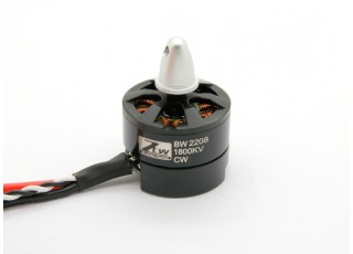 SCRATCH/DENT - Black Widow  2208 1800KV With Built-In ESC CW