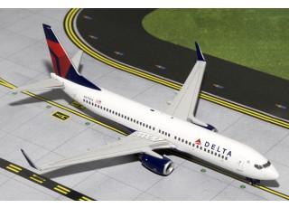 Gemini Jets Delta AIr Lines Boeing B737-800W N375DA 1:200 Diecast Model G2DAL511