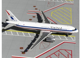 Gemini Jets United Airlines Airbus A320-200 N475UA 1:200 Diecast Model G2UAL247