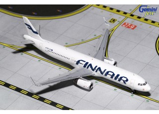 Gemini Jets Finnair Airbus A321-200 'Sharklets' OH-LZL 1:400 scale GJFIN1333