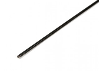 """K&S Precision Metals Piano Wire 3/32"""" x 36"""" (Qty 1)"""
