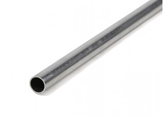 K&S Precision Metals Aluminum Stock Tube 6mm OD x 0.45mm x 1000mm (Qty 1)