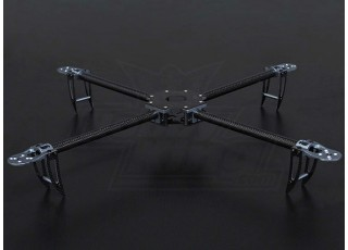 the turnigy talon v2 quadcopter frame is a crafted from high quality genuine carbon fiber offering both great looks and performance