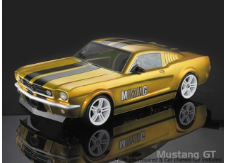 1 10 Ford Mustang Clear Body Shell