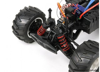 Basher 1/16 4WD Mini Monster Truck V2 - Bad Bug (Kit) 4