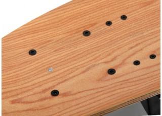 Long Board Style Electric Skateboard Grip view