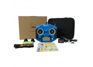 FrSky Taranis Q X7S Digital Telemetry Radio System 2.4GHz ACCST (International Version) (US Plug) - contents
