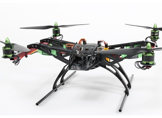 Hercules 500mm QuadCopter (KIT)