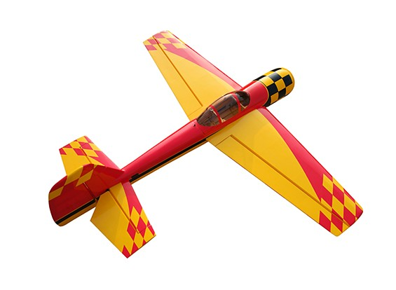 Yakovlev YAK55M 1520mm Aerobatic Sports Plane (ARF)