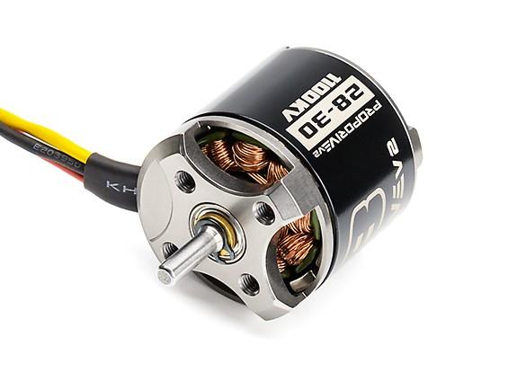 PROPDRIVE v2 2830 1100KV Brushless Outrunner Motor mounting holes