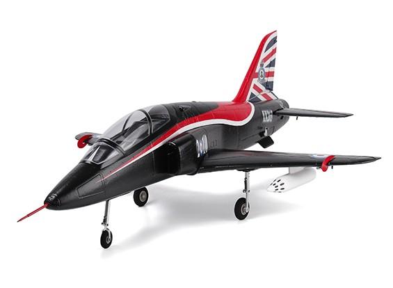 BAE Hawk 64mm EDF Jet 750mm EPO w/Fan, ESC, Servos & Retracts PNF