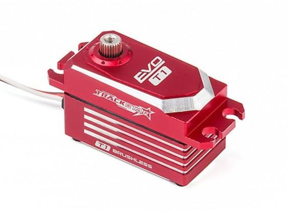 SCRATCH/DENT TrackStar EVO-T1 Low Profile HV BLDC Servo 7.8kg / 0.10sec / 42g