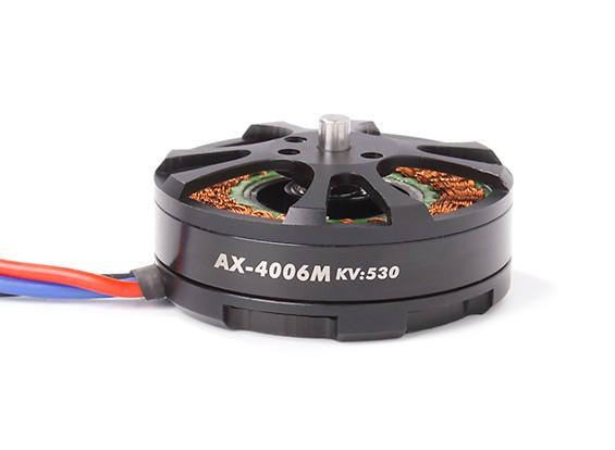 AX-4006M-530KV Brushless Outrunner Motor 4~5S (CW) - main