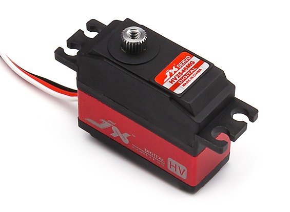 JX PDI-HV2546MG Metal Gear High Voltage Digital Park Servo 6.6kg/0.10sec/26.32g