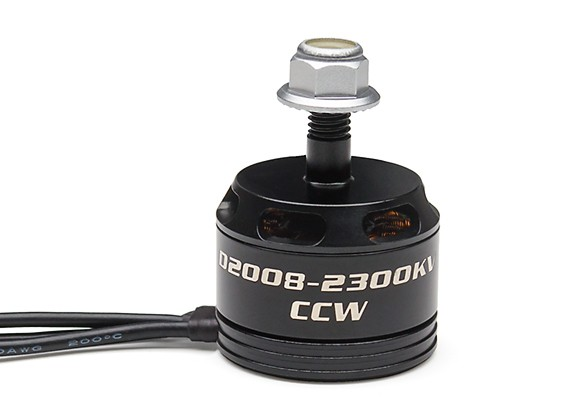 Turnigy D2008-2300KV Brushless Motor (CCW)