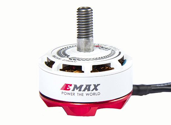 EMAX RS2306-2750KV Brushless Motor Special Edition (White)