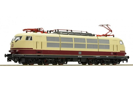 Roco/Fleischmann HO Electric Locomotive 103 118-6 DB (DCC Ready)