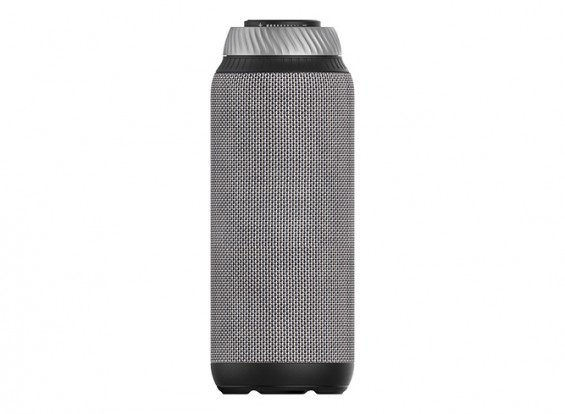 Vidson D6 Portable Intelligent Bluetooth Speaker with 20W Sub woofer Calls/ TF/ AUX- GRAY