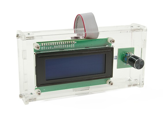 SCRATCH/DENT - Print-Rite DIY 3D Printer- LCD Panel