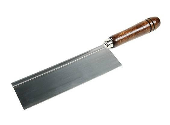 Zona Woodcraft Thick Kerf Razor Saw 14 TPI