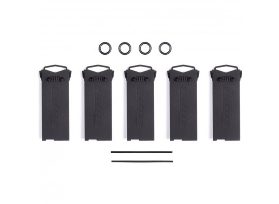 Falcore 250 - Battery Trays / O-rings / Antenna Sleeves