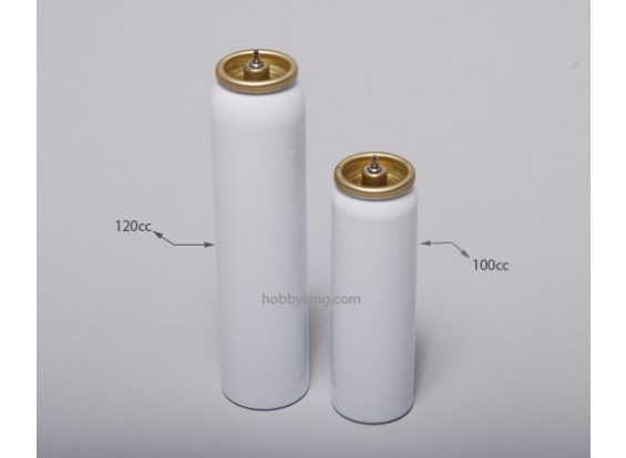 100CC Air Cylinder for small retract systems