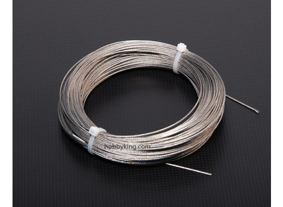 High Tensile Steel Wire 0.8mm (1 Mtr)