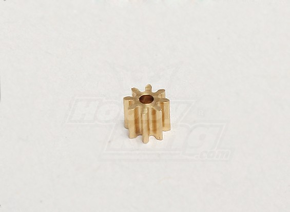 mCPX M0.3 1.0mm 8T pinion