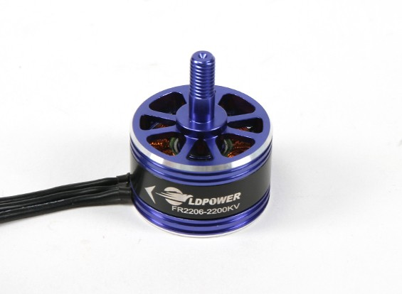 LDPOWER Racing series 2206-2200KV CCW
