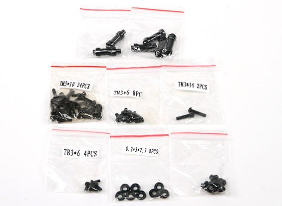 Sky Hero Anakin Club Racer - Spare Part - Screw Set