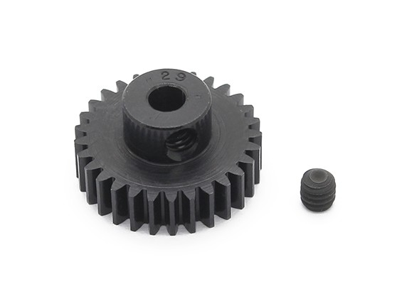 Robinson Racing Black Anodized Aluminum Pinion Gear 48 Pitch 29T