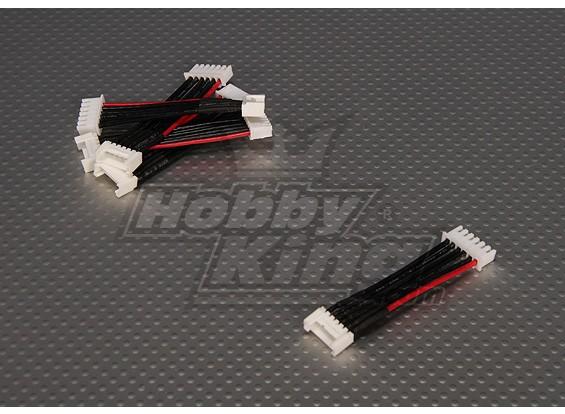 Male JST-XH <-> Female Thunderpower 5S 5cm (5pcs/bag)