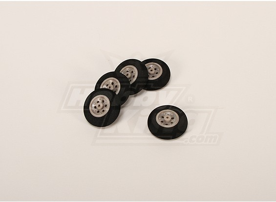 Super Light Wheels D40xH12 (5pcs/bag)