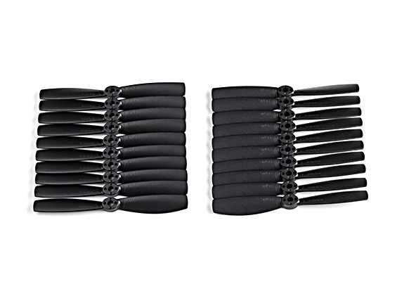 KingKong 5045 2-Blade Propellers Black (CW/CCW) (10 Pairs)