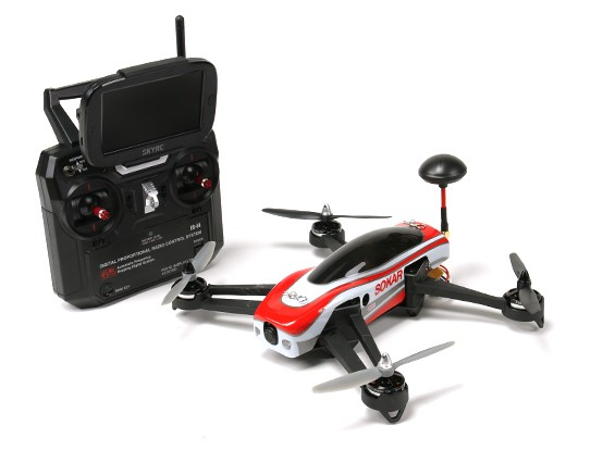 SkyRC Sokar FPV Drone - MODE 2 W/O Battery & Charger