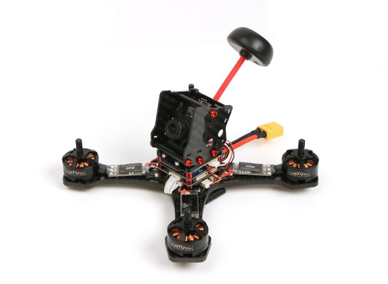 Diatone Crusader 165 Minitype Race Drone (P&P)