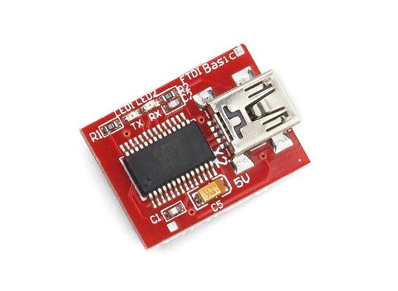 FTDI Adapter USB Controller - 5V