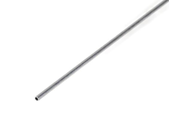 "K&S Precision Metals Aluminum Stock Tube 3/32"" OD x 0.014 x 36"" (Qty 1)"