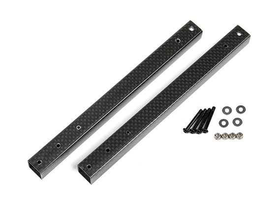 Quanum Chaotic 3D Quad - Replacement Carbon Fiber Arms (2pc)