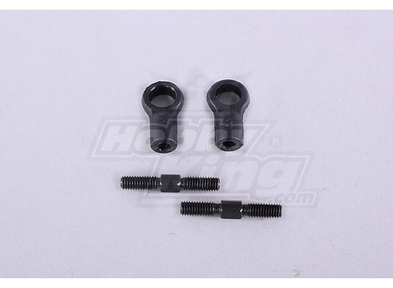 Front Linkage Rod/Ball End - 110BS and A2010