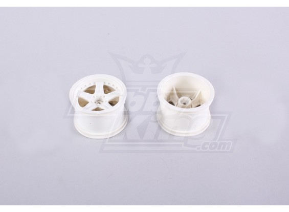 Wheels (2pcs) - 110BS, A3011 and A2010