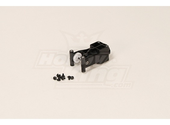 HK450GTPRO Tail Boom Holder Assembly set (Belt Version)