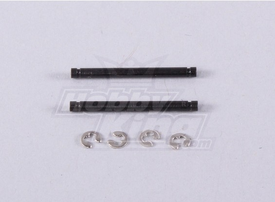 Pins for Front Upright 2 pcs - 118B, A2006, A2023T and A2035