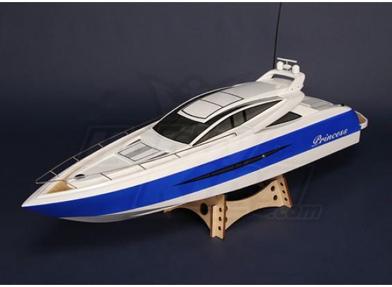 Princess Gas Powered V-Hull R/C Boat (1000mm)