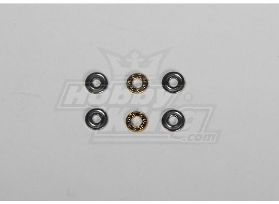 Thrust Bearing 3x8x3.5mm (2pcs/bag)